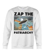 Zap The Patriarchy Crewneck Sweatshirt thumbnail