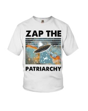 Zap The Patriarchy Youth T-Shirt thumbnail