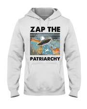 Zap The Patriarchy Hooded Sweatshirt thumbnail