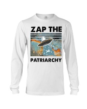 Zap The Patriarchy Long Sleeve Tee thumbnail