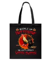 Buckle Up Buttercup Tote Bag thumbnail