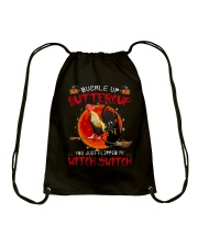 Buckle Up Buttercup Drawstring Bag thumbnail