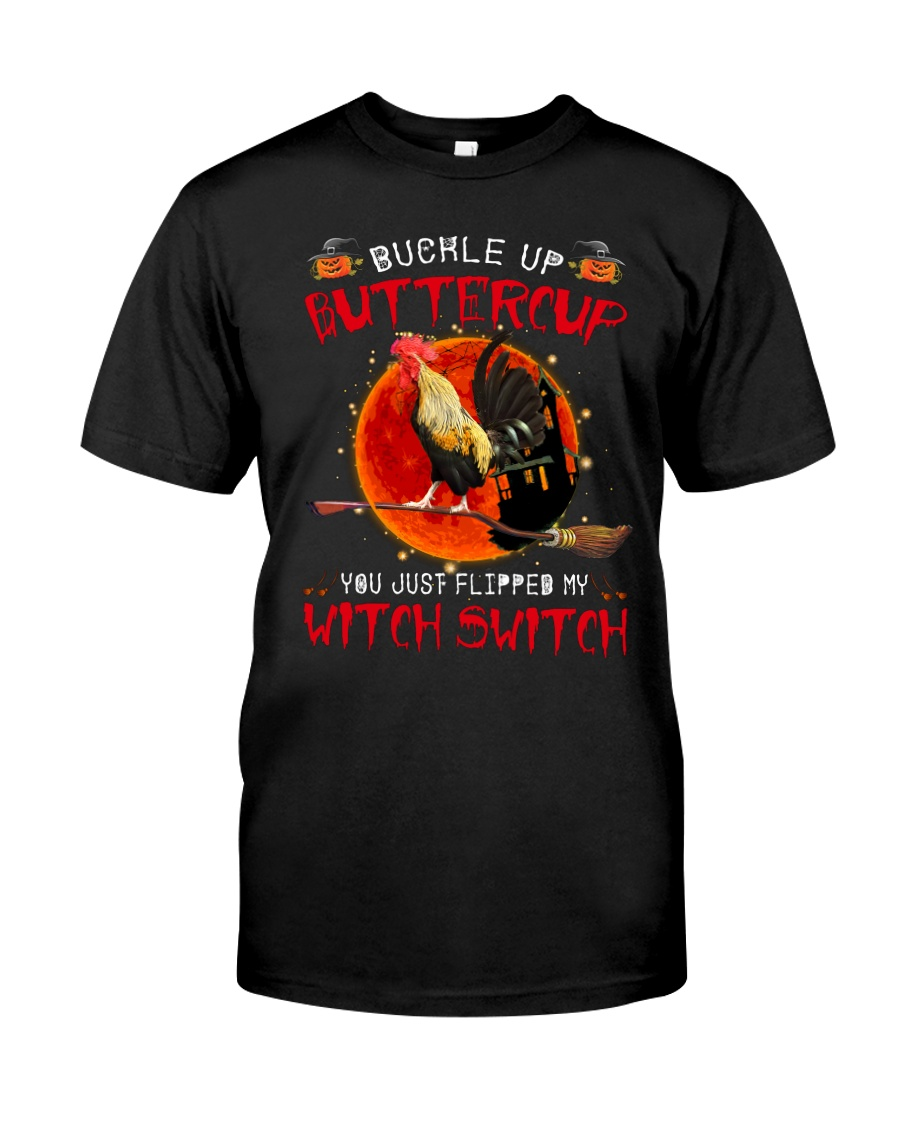 Buckle Up Buttercup Classic T-Shirt