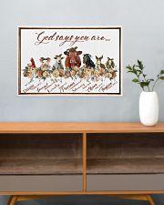 God Say You Are Unique 24x16 Poster poster-landscape-24x16-lifestyle-25