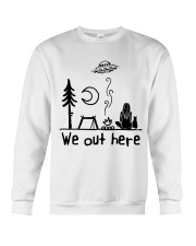 We Out Here Crewneck Sweatshirt thumbnail