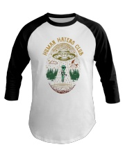 Human Haters Club Baseball Tee thumbnail