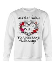 Im Not A Widow Crewneck Sweatshirt thumbnail