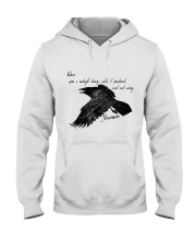 Once Upon A Midnight Hooded Sweatshirt thumbnail