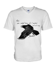 Once Upon A Midnight V-Neck T-Shirt thumbnail