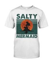 Salty Mermaid Classic T-Shirt thumbnail