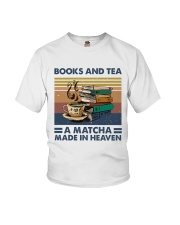 Books And Tea A Matcha Youth T-Shirt thumbnail