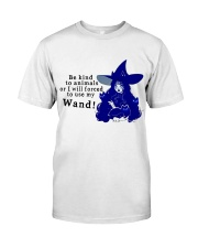 Be Kind To Animals Classic T-Shirt tile