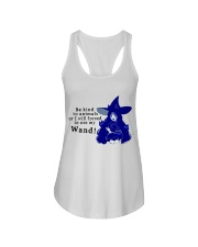 Be Kind To Animals Ladies Flowy Tank thumbnail