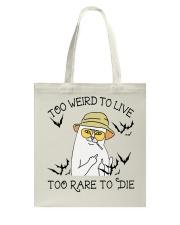 Too Rare To Die Tote Bag thumbnail