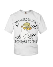 Too Rare To Die Youth T-Shirt thumbnail