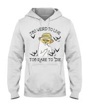 Too Rare To Die Hooded Sweatshirt thumbnail