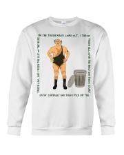 I Come Out Crewneck Sweatshirt thumbnail
