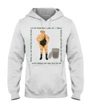 I Come Out Hooded Sweatshirt thumbnail