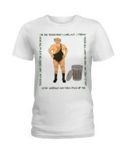 I Come Out Ladies T-Shirt thumbnail