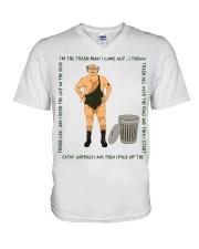 I Come Out V-Neck T-Shirt thumbnail