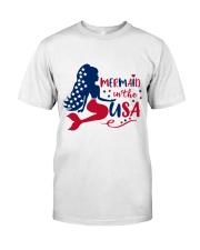 Mermaid USA Classic T-Shirt front