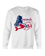 Mermaid USA Crewneck Sweatshirt thumbnail