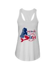 Mermaid USA Ladies Flowy Tank thumbnail