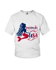 Mermaid USA Youth T-Shirt thumbnail