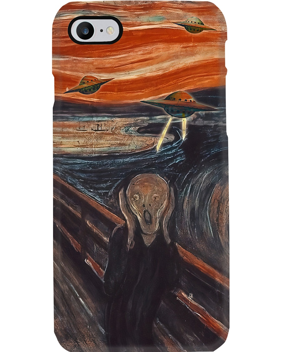 Believe UFO Phone Case