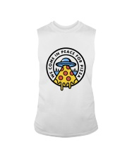 We Come In Peace Sleeveless Tee thumbnail