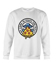 We Come In Peace Crewneck Sweatshirt thumbnail