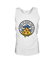 We Come In Peace Unisex Tank thumbnail