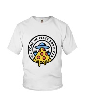 We Come In Peace Youth T-Shirt thumbnail