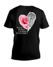 Angel In Heaven V-Neck T-Shirt thumbnail