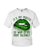 Its My Mouth Youth T-Shirt thumbnail