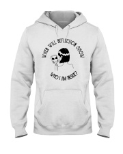 When Will Reflection Show Hooded Sweatshirt thumbnail