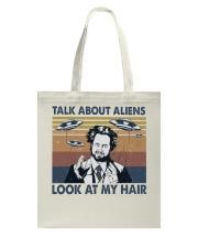 Talk About Aliens Tote Bag thumbnail