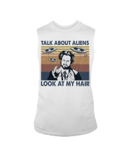 Talk About Aliens Sleeveless Tee thumbnail