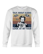 Talk About Aliens Crewneck Sweatshirt thumbnail