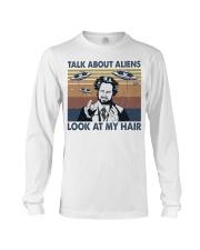 Talk About Aliens Long Sleeve Tee thumbnail