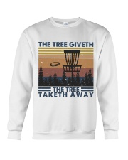 The Tree Giveth Crewneck Sweatshirt thumbnail