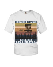 The Tree Giveth Youth T-Shirt thumbnail