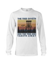 The Tree Giveth Long Sleeve Tee thumbnail