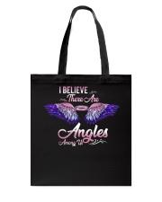 Angels Among Us Tote Bag thumbnail