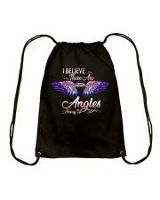 Angels Among Us Drawstring Bag thumbnail