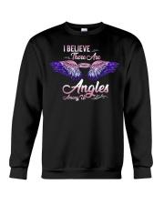 Angels Among Us Crewneck Sweatshirt thumbnail