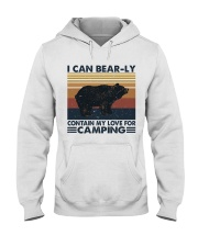 I Can Bear Ly Hooded Sweatshirt front