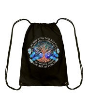 You Are At Peace Drawstring Bag tile