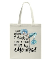 Of Course I Drink Tote Bag thumbnail