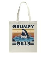 Grumpy Gills Tote Bag thumbnail
